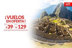Ofertas de LCPerú  en el folleto de Lima