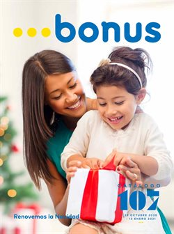 Ofertas de Supermercados en el catálogo de Bonus en Lima ( Caduca hoy )