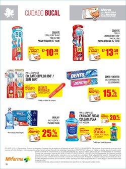 Ofertas de Cepillo de dientes  en el folleto de Boticas Arcángel en Lima