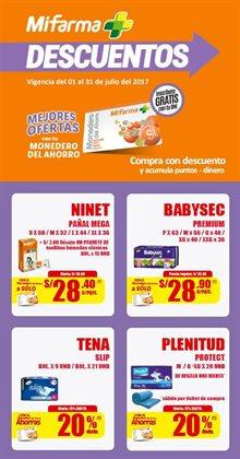 Ofertas de Farmacias y Ópticas  en el folleto de Boticas Arcángel en Arequipa