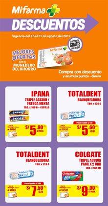 Ofertas de Boticas Arcángel  en el folleto de Lima