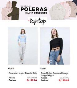 Catálogo TopItop ( 12 días más)