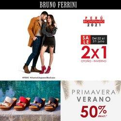 Catálogo Bruno Ferrini ( Vence mañana)