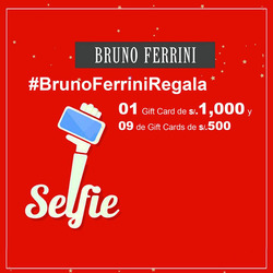 Ofertas de Bruno Ferrini  en el folleto de Lima