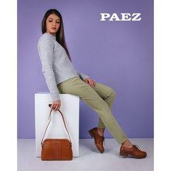 Ofertas de Ropa, zapatos y complementos en el catálogo de Paez ( 30 días más)
