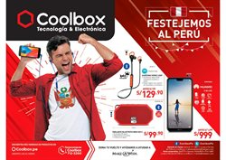 Ofertas de Coolbox  en el folleto de Chiclayo