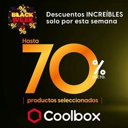 Ofertas de Tecnología y Electrónica en el catálogo de Coolbox en Trujillo ( Publicado hoy )