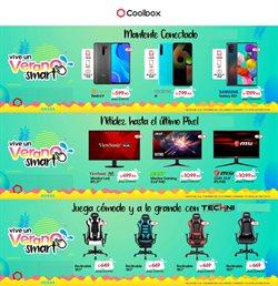 Catálogo Coolbox ( 2 días más )