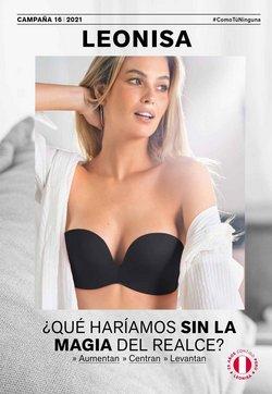 Ofertas de Leonisa en el catálogo de Leonisa ( 18 días más)