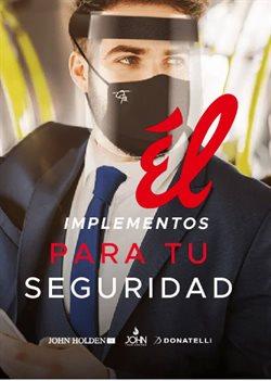 Catálogo Tiendas Él en Huánuco ( Caducado )