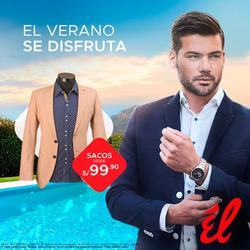Ofertas de Tiendas Él  en el folleto de Lima