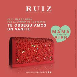 Ofertas de Calzado Ruiz  en el folleto de Lima