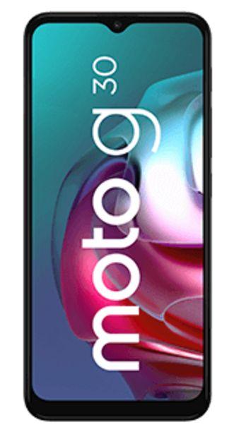 Oferta de Moto G30 Gris Tornasol-Equipo Libre-EL por S/ 909