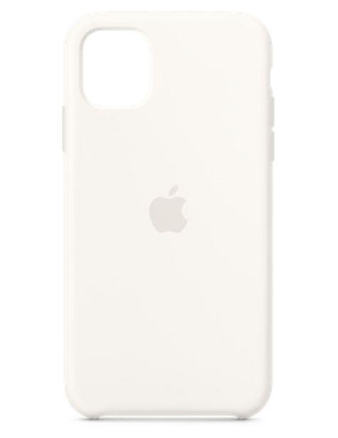 Oferta de Case Silicona Iphone 11 Blanco-Accesorio-Equipo Libre-EL por S/ 139