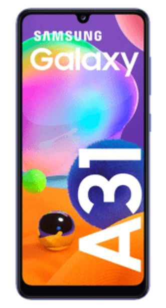 Oferta de Galaxy A31 Azul-Equipo Libre-EL por S/ 1099