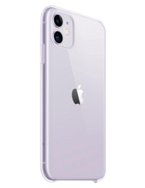 Oferta de Case Iphone 11 Transparente-Accesorio-Equipo Libre-EL por S/ 139