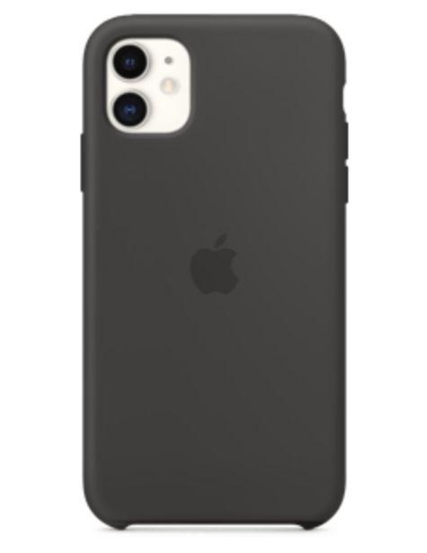 Oferta de Case Silicona Iphone 11 Negro-Accesorio-Equipo Libre-EL por S/ 139