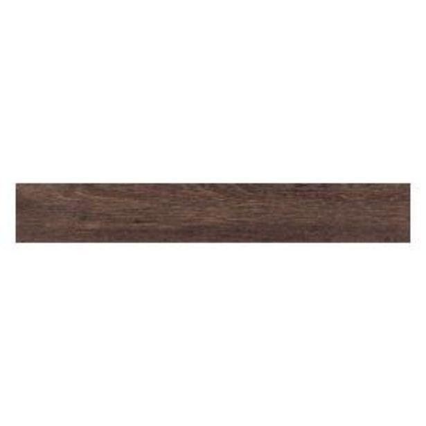 Oferta de Piso LaminadoHabitat Marrón Oscuro Mate - 19.2X128.5 cm - 2.22 m2 por S/ 98,99