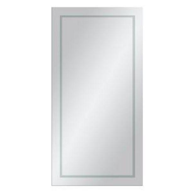 Oferta de Espejo Vanisa Cristal Doble 4MM por S/ 263,23