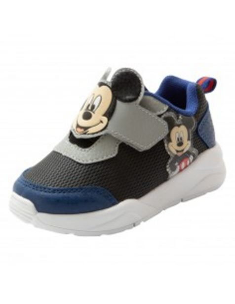 Oferta de Tenis Mickey Mouse para niños pequeños por S/ 104,9