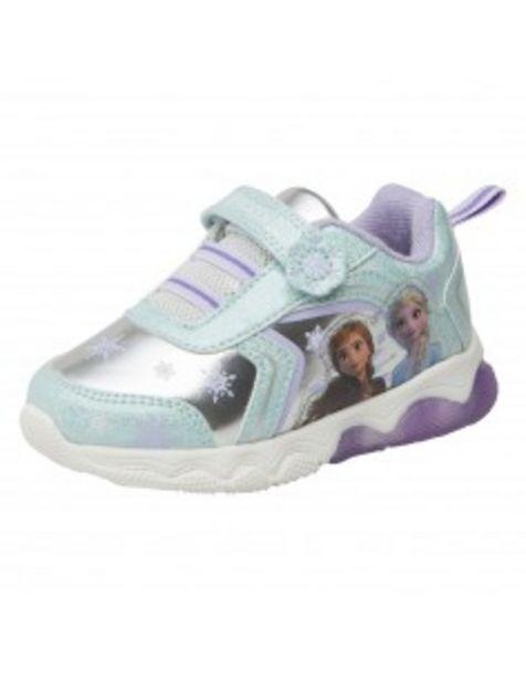 Oferta de Zapatos para correr Frozen para niñas pequeñas por S/ 134,9