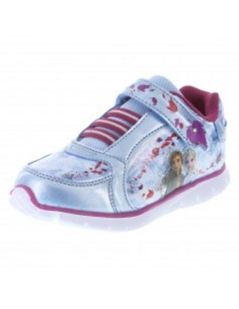 Oferta de Zapatos para correr Frozen para niñas pequeñas por S/ 124,9