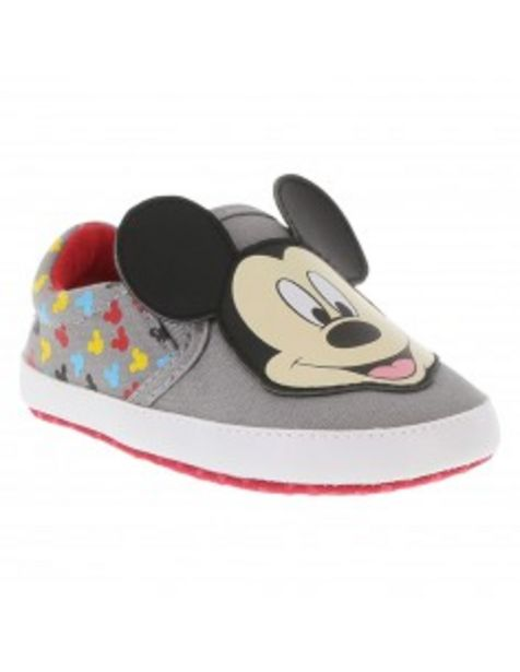Oferta de Zapatos Mickey Mouse para niños pequeños por S/ 29,9