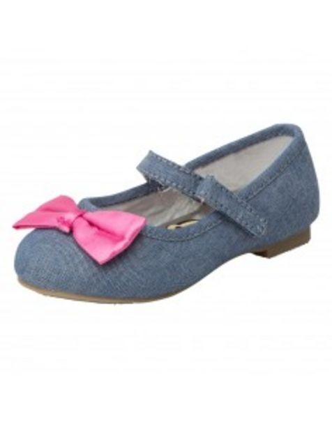 Oferta de Zapatos Bow Minnie para niñas pequeñas por S/ 99,9