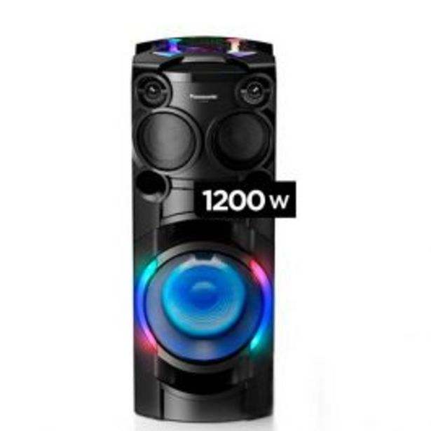 Oferta de One Box Panasonic Sc-Tmax40Puk 1200W por S/ 1199