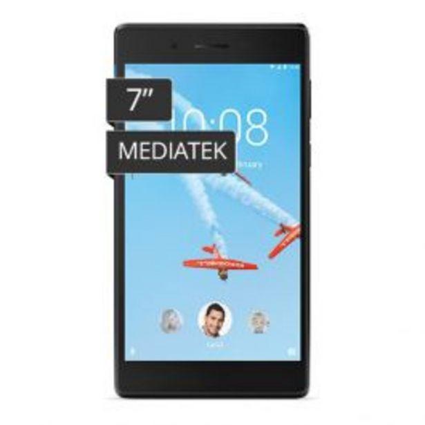 """Oferta de Tablet Lenovo 7"""" Mediatek Mt8321 Tab M7  por S/ 249"""