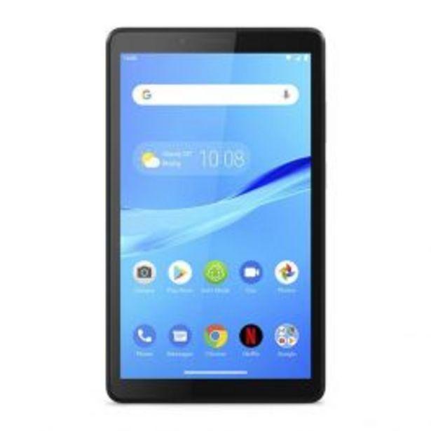 """Oferta de Tablet Lenovo 7"""" Mediatek Mtk8321 Tab M7 por S/ 249"""