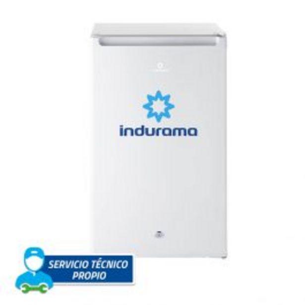 Oferta de Frigobar Indurama Ri159Bl 122L Blanco por S/ 719
