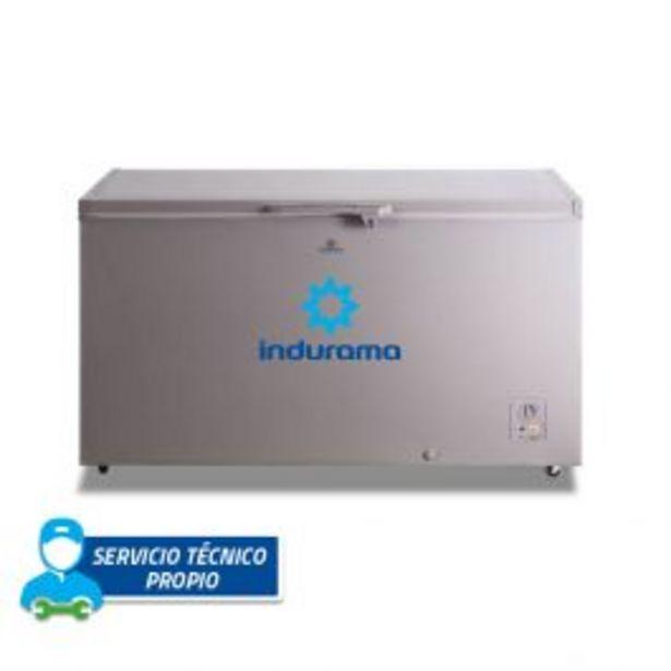 Oferta de Congeladora Horizontal Indurama Ci410  420L Croma por S/ 2199