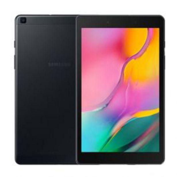"""Oferta de Tablet Samsung 8"""" Quad-Core Galaxy Tab A por S/ 549"""