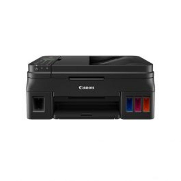 Oferta de Impresora Canon Pixma G4110 por S/ 1029