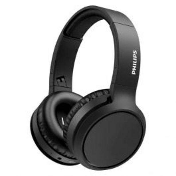 Oferta de Audífonos Philips Tah5205Bk por S/ 229