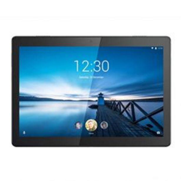 """Oferta de Tablet Lenovo 10.1"""" Snapdragon 429 Tab M por S/ 749"""