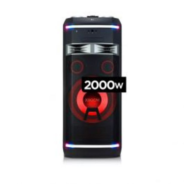 Oferta de One Box Lg Ol100 2000W por S/ 2249