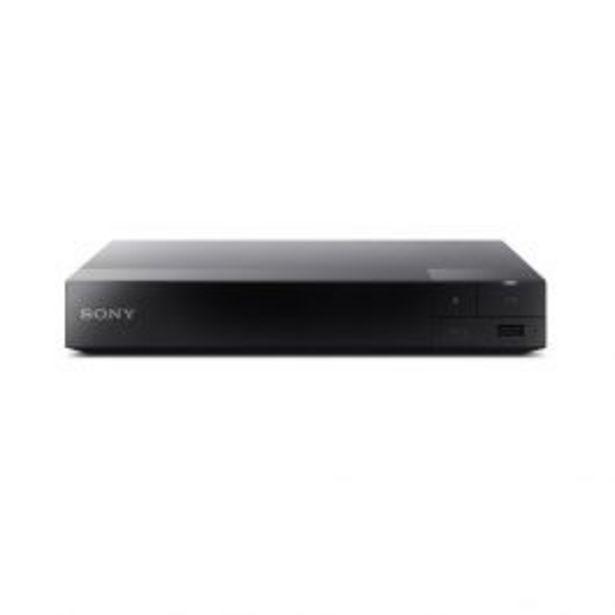 Oferta de Reproductor Bluray Sony Bdp S1500 Smart por S/ 299