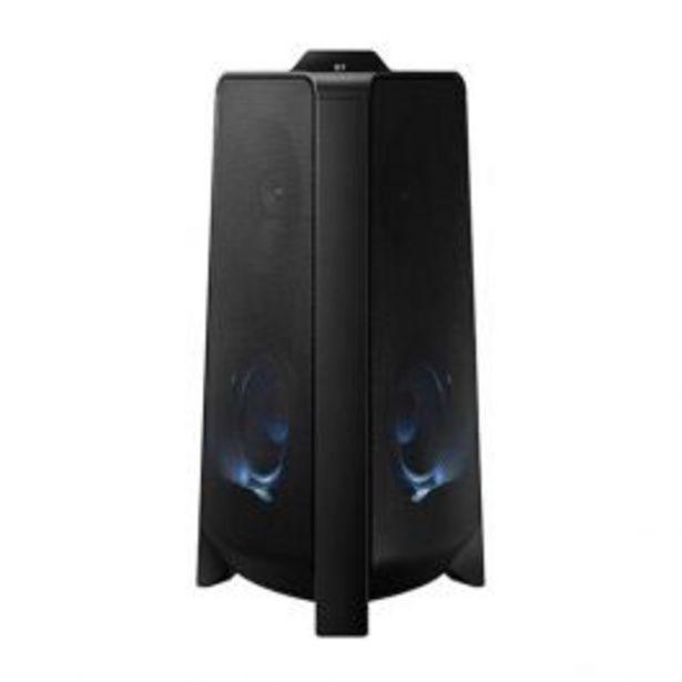 Oferta de One Box Samsung Soundtower Mx-T50 500W por S/ 799