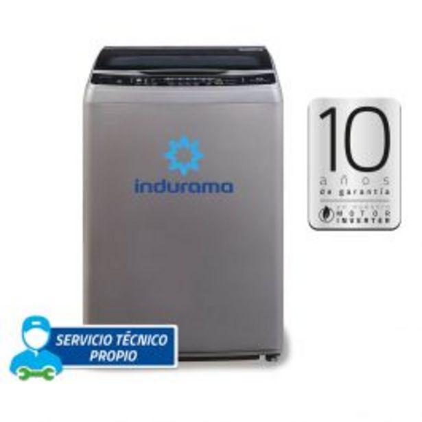Oferta de Lavadora Automatica Indurama Lri19Cr 19K Croma por S/ 1699