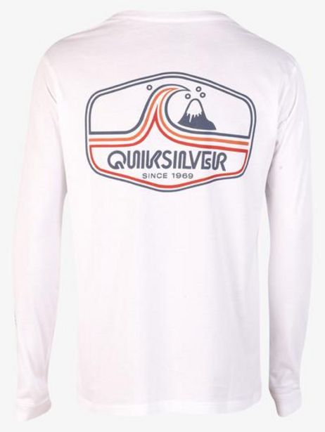 Oferta de Polo para Hombre QUIKSILVER T-SHIRT LS HIGHWAY VAGABOND LS MU1 WBB0 por S/ 79,92