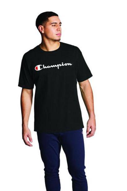 Oferta de Polo para Hombre CHAMPION CLASSIC CLASSIC GRAPHIC TEE 003 por S/ 79