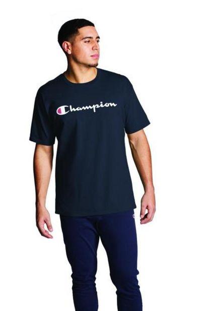 Oferta de Polo para Hombre CHAMPION CLASSIC GRAPHIC TEE 031 por S/ 79