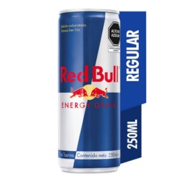 Oferta de Energizante Red Bull - Lata 250 ML por S/ 7,5