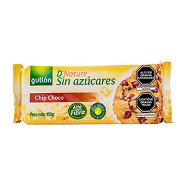 Oferta de Galleta Chip Choco Sin Azúcar Gullón - Paquete 150 G por S/ 9,8