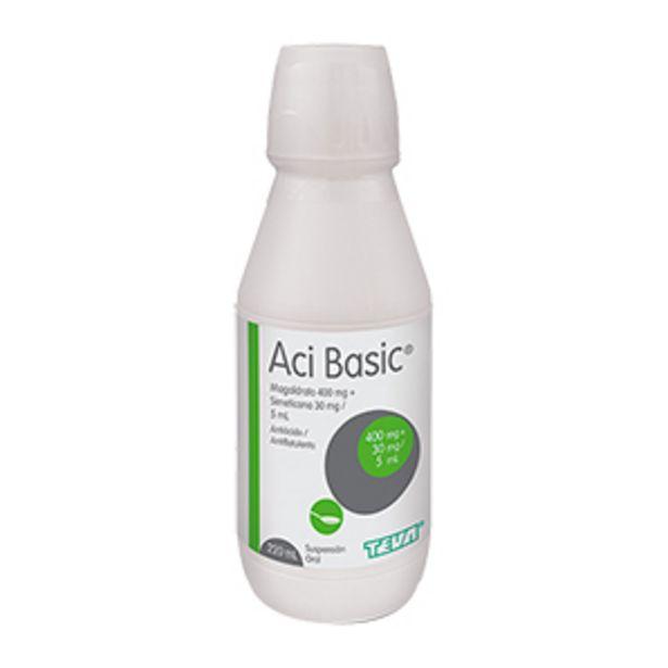 Oferta de Aci Basic 400mg-30mg/5ml Suspensión Oral por S/ 25,6