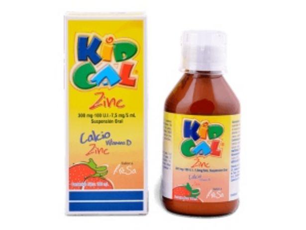 Oferta de Kidcal Fresa  Suspensión Oral por S/ 38