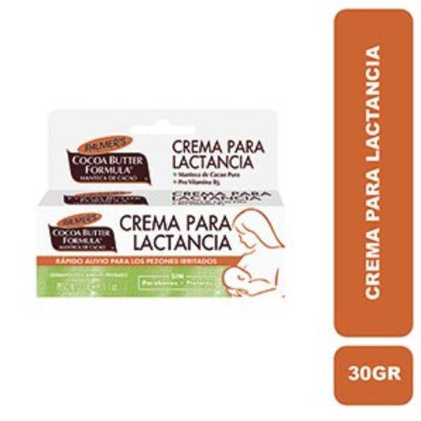 Oferta de Crema Para Lactancia Palmer's Manteca de Cacao por S/ 39,9