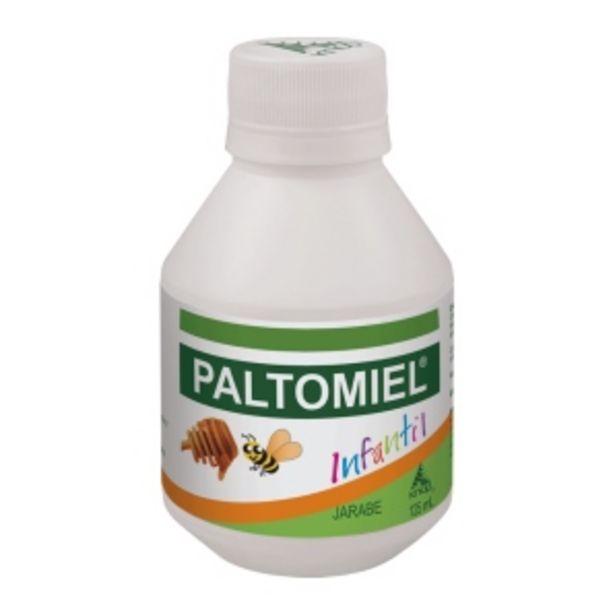 Oferta de Paltomiel Infantil Jarabe - Frasco 125 ML por S/ 14,3